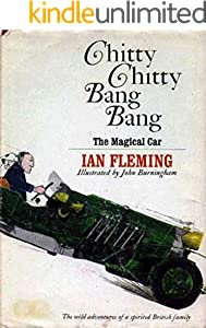 Chitty-Chitty-Bang-Bang, The Magical Car. Adventure Number Three (English Edition)