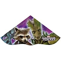 X-Kites SkyDelta 110cm Poly Delta Kite - Guardians of the Galaxy
