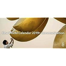 Amnesty One World Calendar
