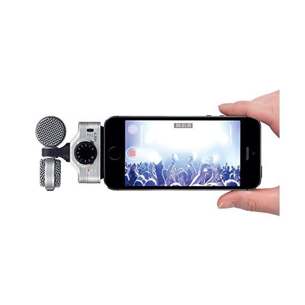 ZOOM ズーム MSステレオマイクロフォン...の紹介画像12