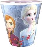 ティーズファクトリー タンブラー アナと雪の女王2 集合 H8.7×Φ8.3cm FROZEN Wプリントメラミンカップ DN-5525329SH