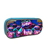 ペン箱 大容量 Tomatohead fortnite フォートナイトバトル ペンを包んで 耐用 Pencil Case シース 文房具 通用 文具収納 学生 のチェーン袋 Blue