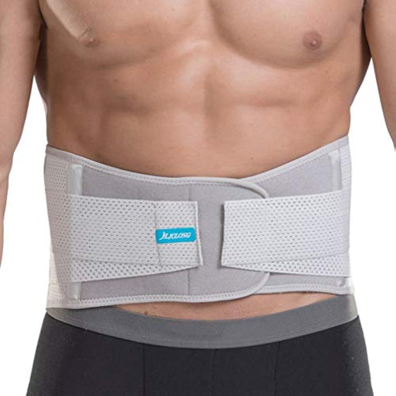 太い必要とする永久に通気性ウエストサポートジムボディービル重量挙げウエストトレーニングベルト-innovationo