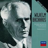 Mozart Recital by Wilhelm Backhaus (2013-05-28)