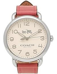 [コーチ] 腕時計 レディース COACH 14502717 ピンク シルバー ホワイト [並行輸入品]