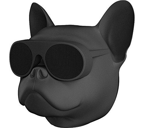 [해외]BECCACCINO AeroBull 불독 형상 Bluetooth 휴대용 스피커 블루투스 고음질 24 시간 연속 재생   무선 스피커   마이크 내장   TF 카드 지원 생일 선물/BECCACCINO AeroBull Bulldog shape Bluetooth portable speaker Bluetooth high sound quality ...