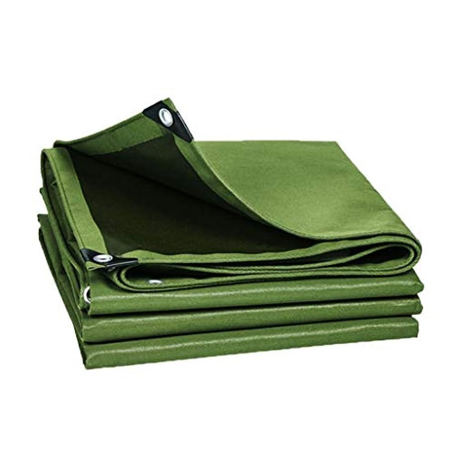 あからさまスリチンモイ犯罪Nwn 金属のアイレットが付いている単一の側面の防水防水シートの地面シートの屋外のキャンプカバーオプションのための9つのサイズ (サイズ さいず : 2x2m)