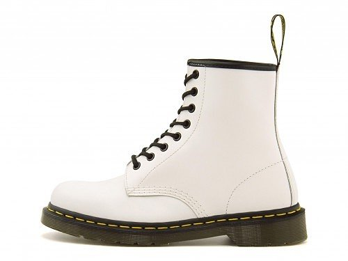 BACK TO BASIC 1460Z 8EYE BOOT White Smooth 10072100