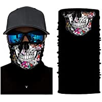 Large Capacity Outdoor Equipment 3D Skiing Face Mask, Balaclava UV Protection (Color : 138)