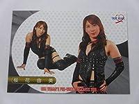 BBM2019 TRUE HEART■レギュラーカード■022/桜花由美 ≪女子プロレスカード≫