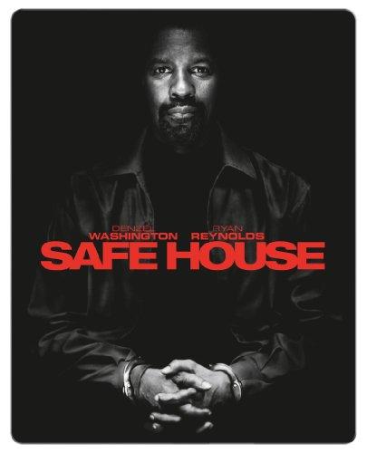 Safe House - edition limite Steelbook - [BLU-RAY] [Blu-ray] [Import anglais]