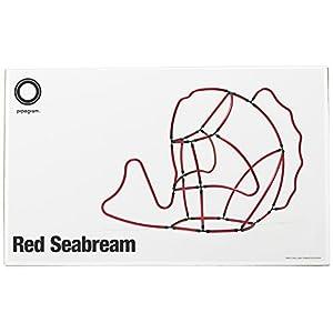 Pipegram Red Seabream パイプグラム マダイ