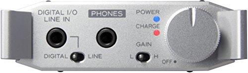 TEAC ポータブルアンププレーヤー ハイレゾ音源対応 ブラック HA-P90SD-B