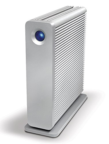【Amazon.co.jp限定】 LaCie HDD 外付けハードディスク 4TB USB3.0 eSATA FireWire800 Mac対応 d2Quadra 9000258U