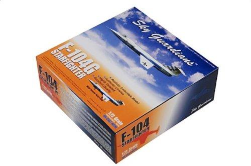 1:72 Witty Sky Guardians (シリーズ 1) WTW72016-01 ロックヒード F-104G スターファイター ダイキャスト モデル Luftwaffe JG 32 Bava