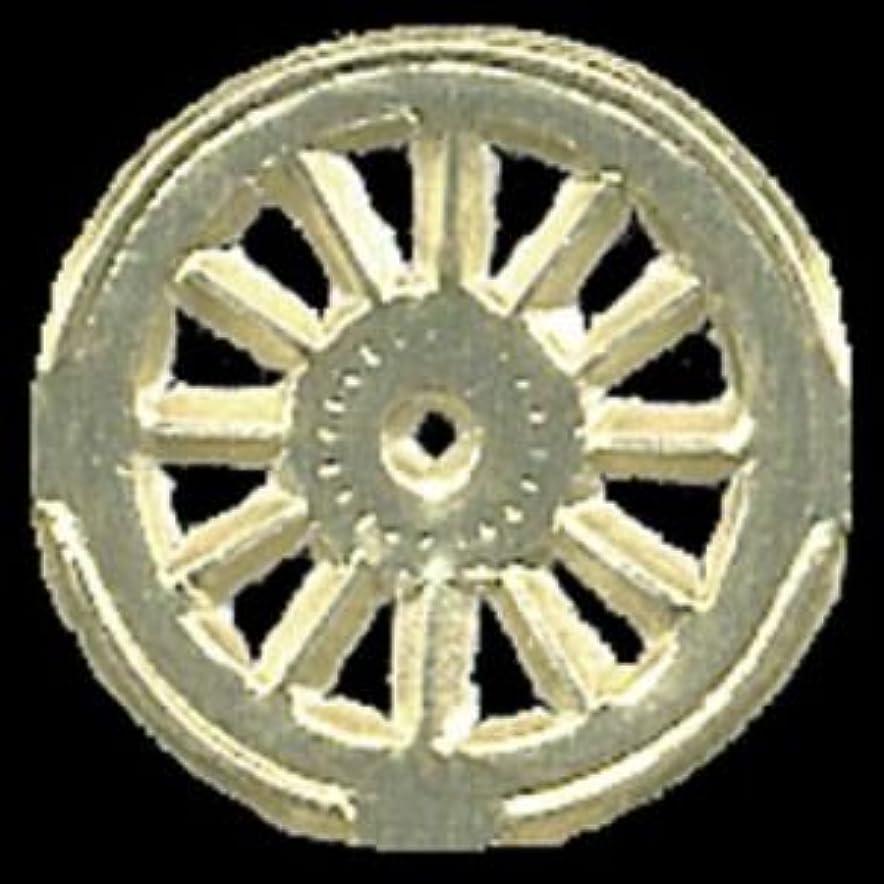 神ウェイド基準ゴールドブレード567-7810車輪