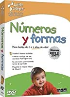 Little Steps: Numbers & Shapes [DVD]