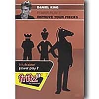 POWER PLAY - Improve Your Pieces - Daniel King - VOLUME 7 [並行輸入品]