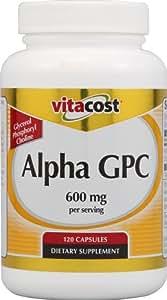 アルファGPC 600mg 120錠 低身長が気になる方に 成長ホルモン アルツハイマー