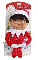 The Elf on the shelf Girl Plushee Pal - Dark [並行輸入品]