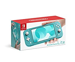 【任天堂純正品】Nintendo Switch Lite ターコイズ