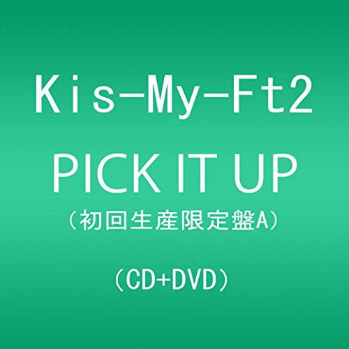 PICK IT UP(DVD付)(初回生産限定盤A)