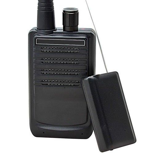 盗聴器発見練習 音声送信機 発信機 受信機セット 特殊周波数 ...