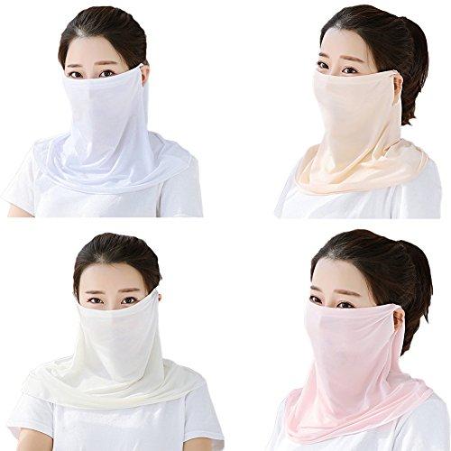 Febelle フェイスマスク 紫外線対策 花粉症 涼しい ...