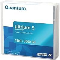 Quantum mr-l5mqn-05LTO Ultrium 5LTOデータカートリッジ–5–1.50TB (ネイティブ) / 3TB (圧縮)–5