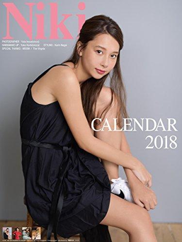 Niki 2018年 カレンダー 壁掛け B3