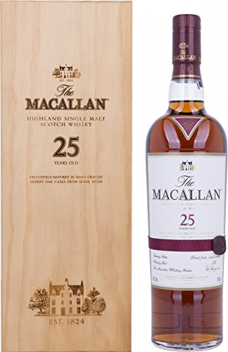 ザ マッカラン 25年 700ml