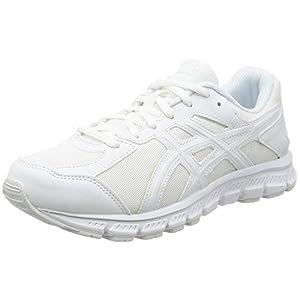 [アシックス] 運動靴 LAZERBEAM JB TKB104(17春夏モデル) 0101ホワイト/ホワイト 22.5