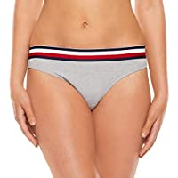 TOMMY HILFIGER Women's Sleek Signature Thong
