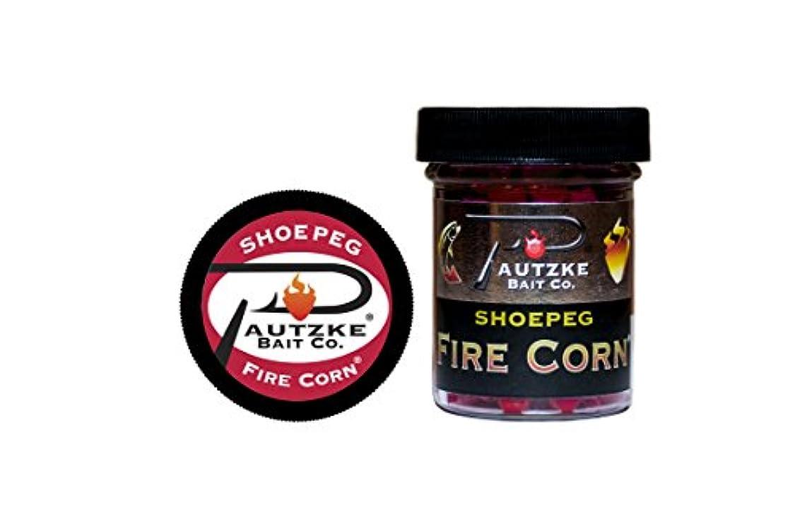 雲誓う曲線Pautzke Kokanee Fire Corn魚Attractant