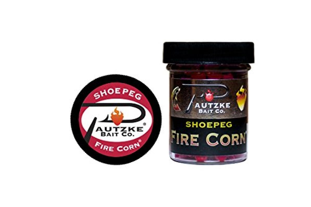 配分それるふけるPautzke Kokanee Fire Corn魚Attractant