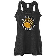 Karma Gifts Tank Tops, Hello Sunshine