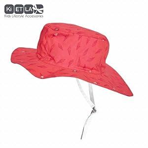Smart Start キエトラ KiETLA ハット 帽子 リバーシブル UPF50+ 2-4yrs アイスクリーム
