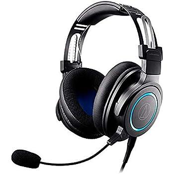 ゲーミングヘッドセット audio-technica オーディオテクニカ ATH-G1 高音質 密閉型 PC/PS4/Xbox One