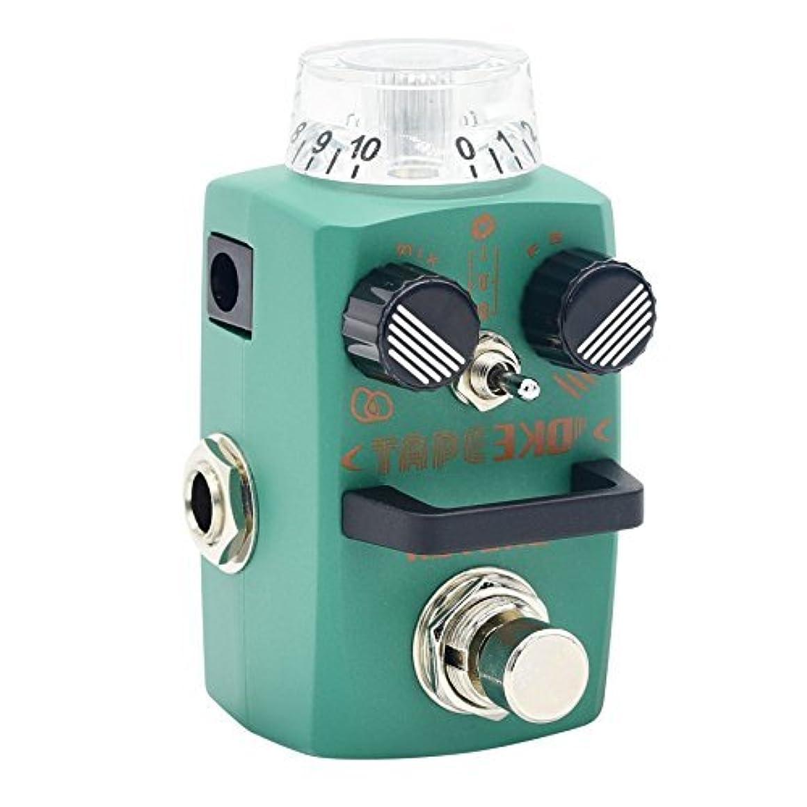 出会いヒール振りかけるSONICAKE Hotone Guitar Echo Pedal Classic Tape Echo Sound Three Delay Modes [並行輸入品]