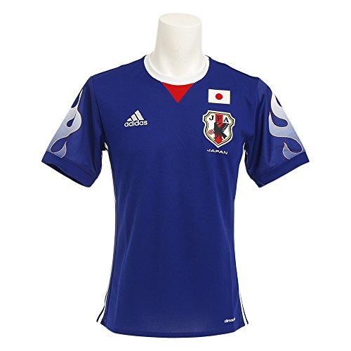 (アディダス) adidas サッカー日本代表 メモリアル レプリカユニフォーム半袖 J/L ジャパンブルー