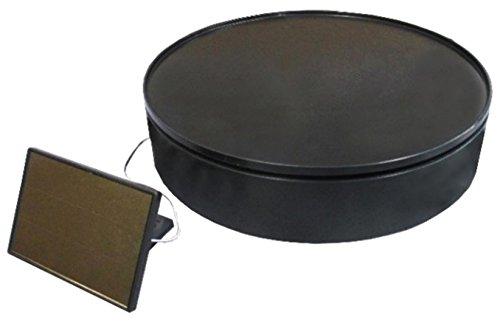 ホビーベース プレミアムパーツコレクションシリーズ ブラックソーラーターンテーブル 宮沢模型流通限定品 PPC-Kn82の詳細を見る