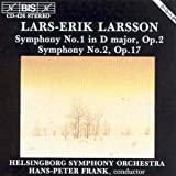 ラルソン:交響曲 第1番 [Import]