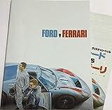 【 映画パンフレット チラシ付き 】 フォード vs フェラーリ FORD vs FERRARI