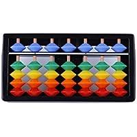 幼児期のゲーム 幼児および子供特有の子ども用の朱雀ABSレインボー7ファイル朱雀(カラフル)