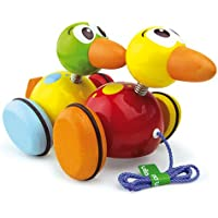 Vilac Pull Toy, Two Waddle Ducks by Vilac