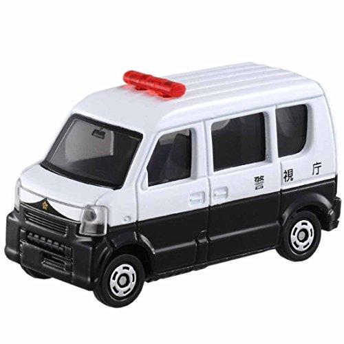 トミカ 113 スズキ エブリィ パトロールカー