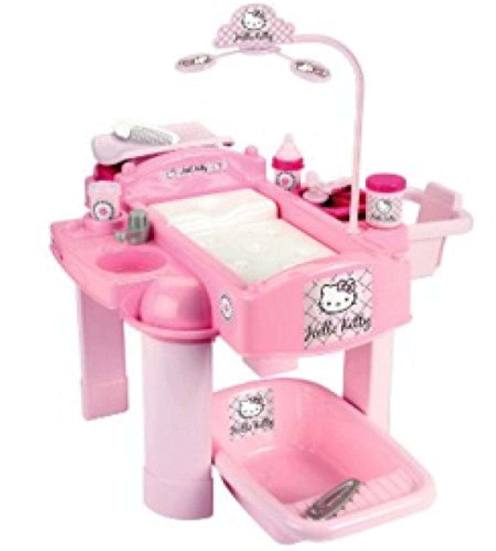 Ecoiffier Hello Kitty Nursery Centre [並行輸入品]