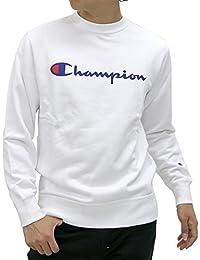 [チャンピオン] トレーナー ロゴ プリント メンズ