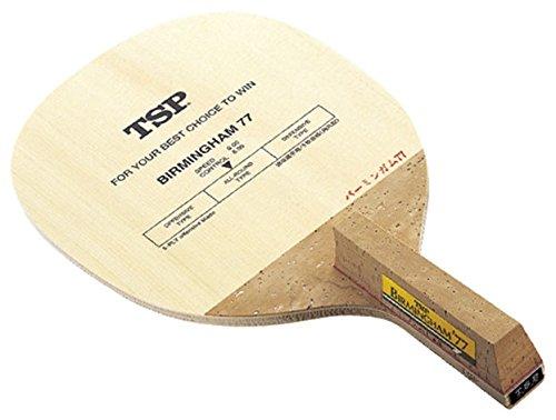 ティーエスピー(TSP) 卓球 日本式ペンラケット バーミンガム77 021092