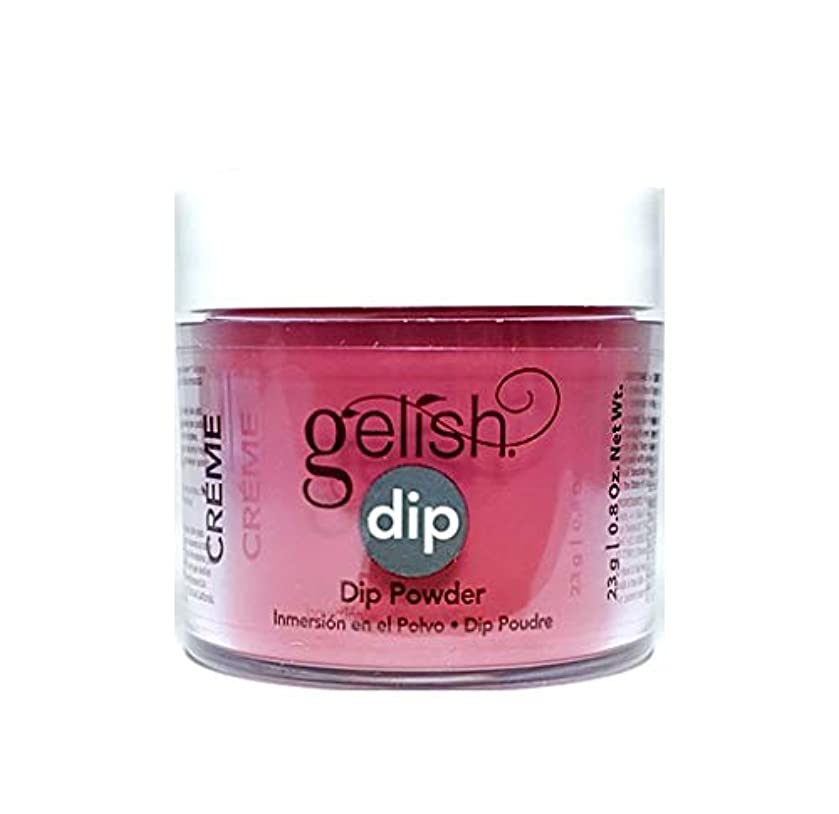 始めるオーストラリア人場合Harmony Gelish - Dip Powder - Looking For A Wingman - 23g / 0.8oz